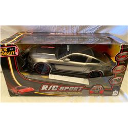 RC MUSTANG 1/10 SCALE