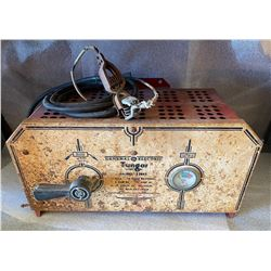 VINTAGE GE BATTERY CHARGER