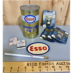 LOT OF ESSO COLLECTIBLES