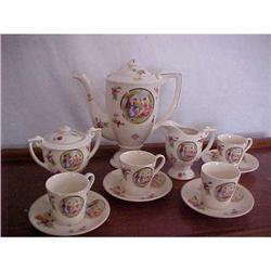 11 Pc. Tea Set #1251726