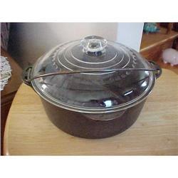 Dutch Oven cast iron with Cast Iron insert #1251758