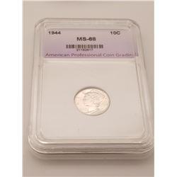 Coins - 1944 Mercury DIme