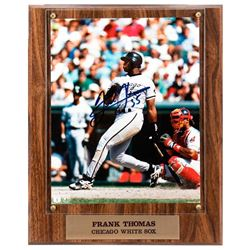 Frank Thomas Autographed Photograph