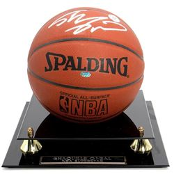 Shaquille O'Neal Autographed Spalding Basketball