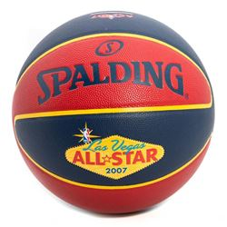 Limited-edition 2007 All-Star Las Vegas basketball