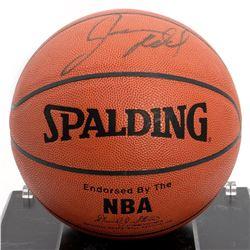 Jason Kidd Autographed Spalding Basketball
