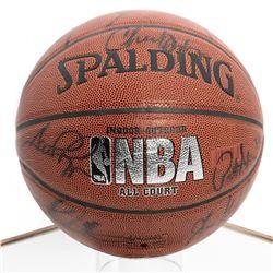 1992 U.S. Olympic Dream Team Signed basketball