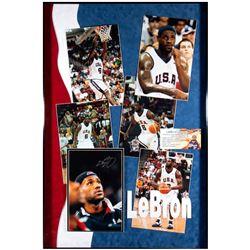 Lebron James framed images