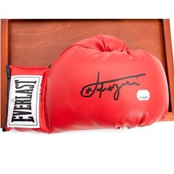 Autographed Boxing Glove By Joe Frazier