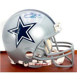 Emmitt Smith Dallas Cowboys Autographed Riddell Pro-Line Authentic Helmet