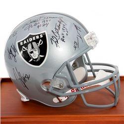 Oakland Raiders Team Autographed