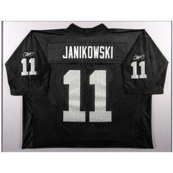 Autographed Sebastian Janikowski Jersey