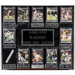 Oakland Raiders Super Bowl Legends