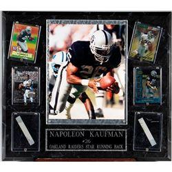 Napoleon Kaufman #26 Raiders