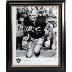 Barry Sims Autographed Photograph