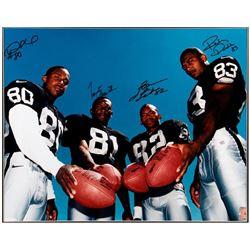 Raiders Autographed Photograph