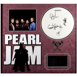 Pearl Jam Band Signed CD