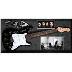 Staind signed guitar
