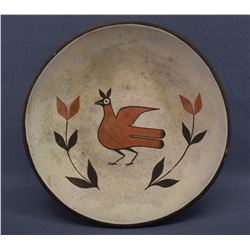 ZIA INDIAN POTTERY BOWL