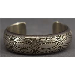 NAVAJO INDIAN BRACELET (ALBERT BIGHAND)