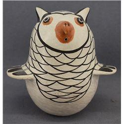 ACOMA INDIAN OWL  (SARAH GARCIA)