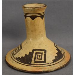 HOPI INDIAN CANDLE STICK