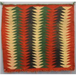 NAVAJO INDIAN GERMANTOWN SAMPLER