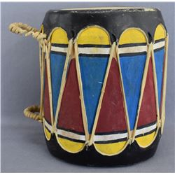 COCHITI INDIAN DRUM