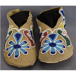 OTOE INDIAN MOCCASINS