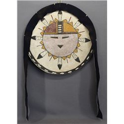 PLAINS INDIAN DANCE  SHIELD