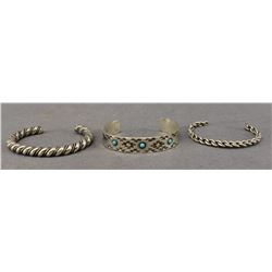 NAVAJO INDIAN BRACELETS