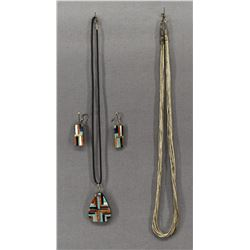 SANTO DOMINGO/ NAVAJO INDIAN JEWELLERY