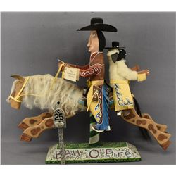 NAVAJO INDIAN FOLK ART (DELBERT BUCK)