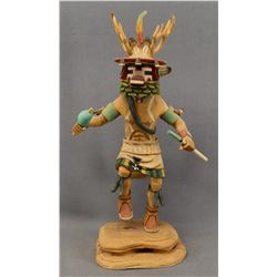 HOPI INDIAN KACHINA ( MICHAEL LOPEZ )