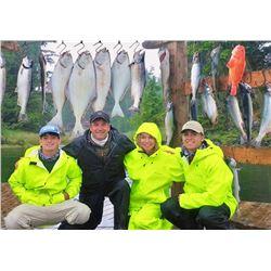 5 Star Alaska Fishing Experience