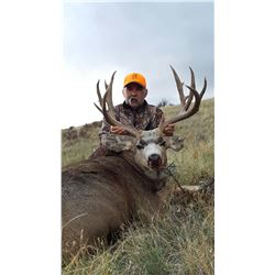 5-Day Wyoming Deer/Pronghorn Combo Hunt for 1