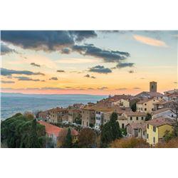 6 Nights in Cortona Italy for 2