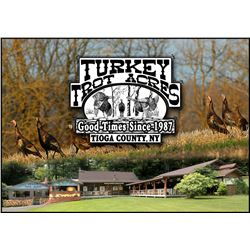 Turkey Trot Acres Call Makers Summit and Guns N Lobsters Bash for 4