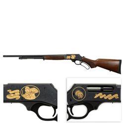 Henry Champion of Conservation Michael Waddell .410 Shotgun