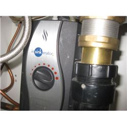INSINK HOT WATER WITH TAP ON DEMAND- ALREADY REMOVED FOR PICK UP AT AUCTION