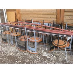 22PC BISTRO CHAIRS