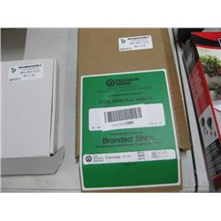PRECISION BRAND STEEL SHIM FLAT SHEETS 5 X 12 INCH 15PC