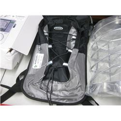 EQUIPPED OUTDOOR CAMELBAK STYLE BACKPACK