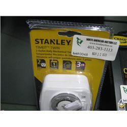 STANLEY TIMEIT TWIN TIMER