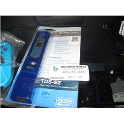 HM DIGITAL WATER QUALITY TESTER TDS METER