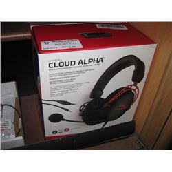 CLOUD ALPHA PRO GAMING HEADSET