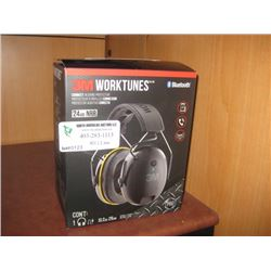 3M WORKTUNES CONNECT HEARING PROTECTOR