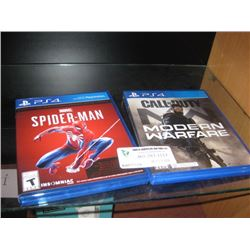 2PC PS4 GAMES