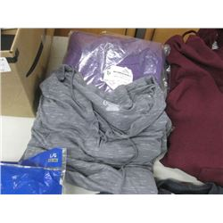 JUST MY SIZE 4XL PURPLE SWEATSHIRT / 2XL SHIRT