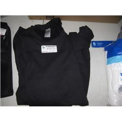GILDAN BLACK XL SWEATSHIRT